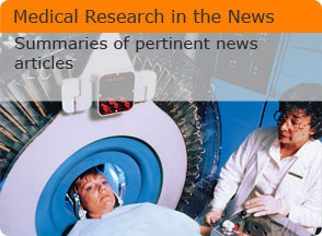 Medical Research in the News